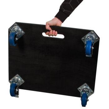 ADJ ACA/Wheel Board Tablero con ruedas