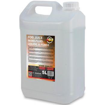 ADJ Fog juice 2 medium 5 litros para maquinas de Humo