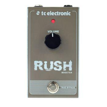 TC Electronic Rush Booster Pedal de efectos