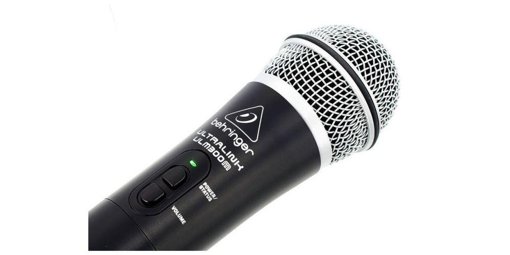 behringer ulm300usb microfono capsula