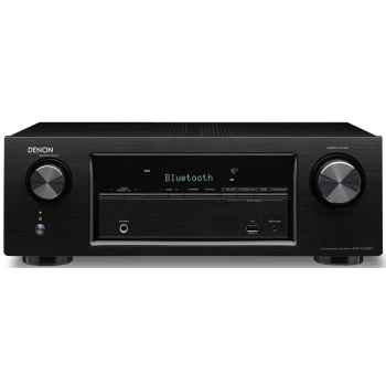 DENON AVR-X520 BK+Cambridge SX50 Walnut Cinema Pack 5.1