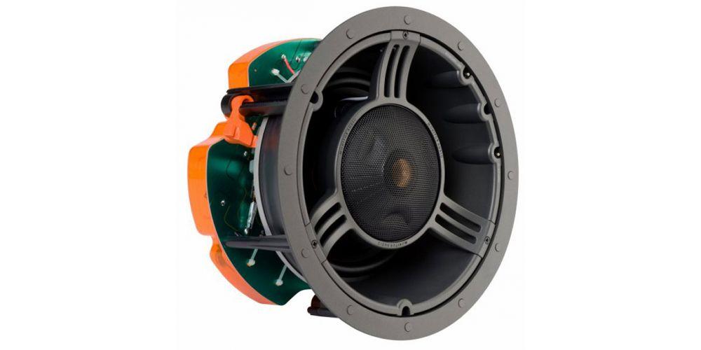 monitor audio c380 idc altavoz de empotrar unidad altavoz