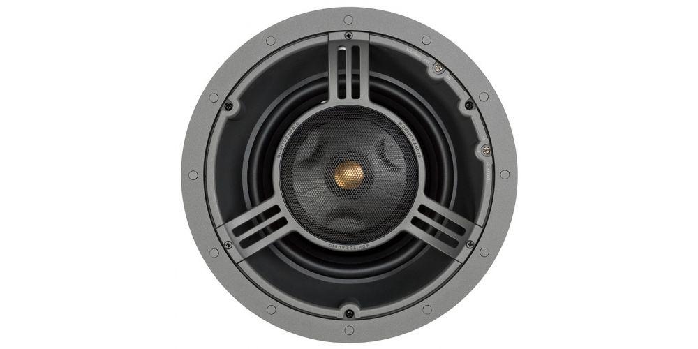 monitor audio c380 idc altavoz de empotrar unidad