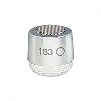SHURE R183W Cápsula Microflex condensador omnidireccional. Blanca.