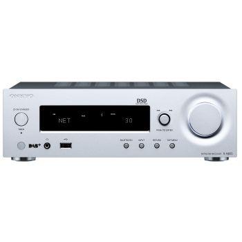 ONKYO RN855-Silver Receptor Stereo Red