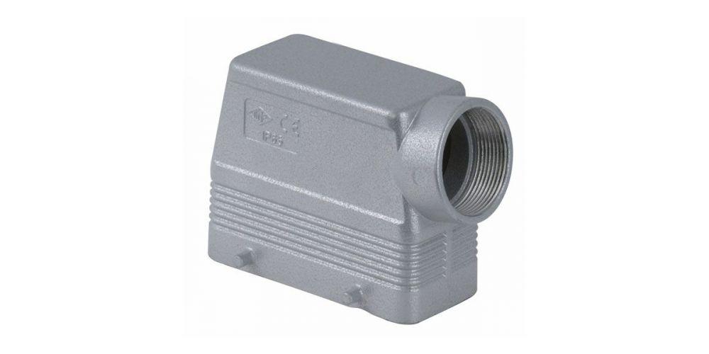 dap audio cubierta para cables 16 72 polos gris 90744