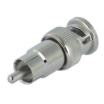 DAP Audio Adaptador BNC Macho / RCA Macho RF:FVA02