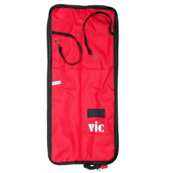 Vic Firth ESBRED Stick Bag Red