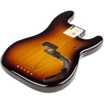 Fender Standard Series Precision Bass Alder Body Cuerpo de aliso