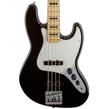 Fender Geddy Lee Jazz Bass Maple Fingerboard Black