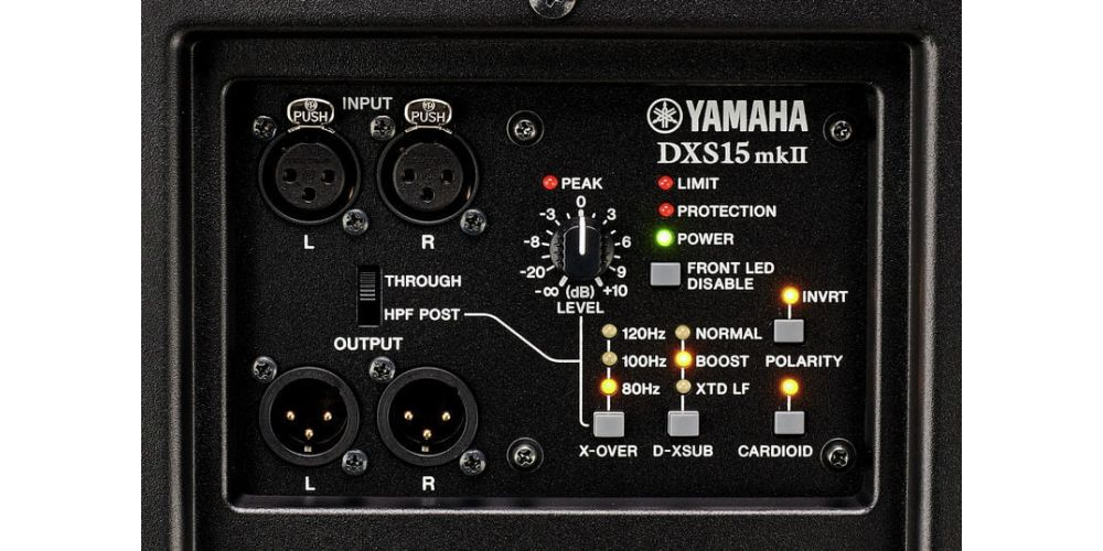 COMPRAR YAMAHA DXS15 MK2