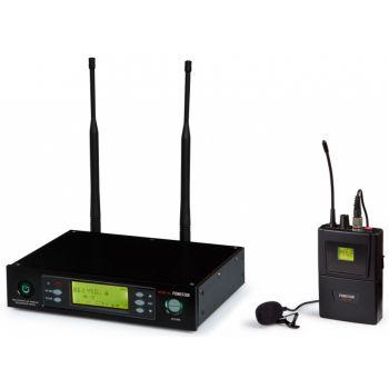 Fonestar MSH-883-823 Receptor true diversity con micrófono de solapa