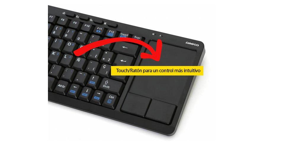 teclado qwerty para tv smart tv