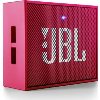 JBL GO Rosa Altavoz Bluetooth Con Bateria