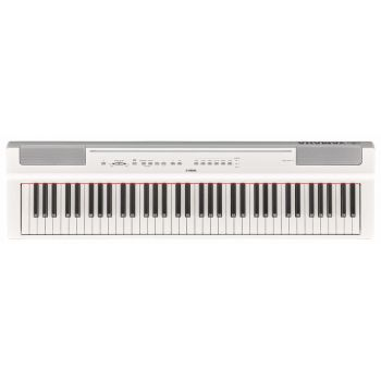 YAMAHA P121WH Piano Digital de 73 Teclas
