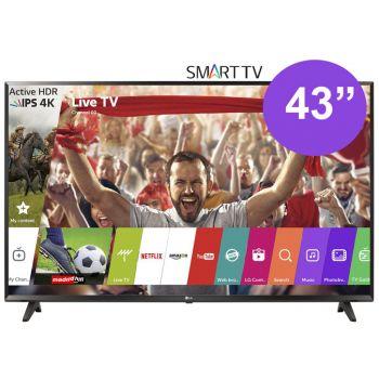 LG 43UJ6307 Tv LED 4K UHD 43