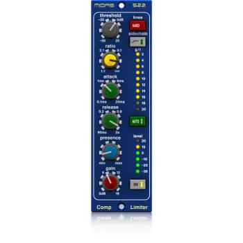 Midas COMPRESSOR LIMITER 522 Limitador Compresor Serie 500