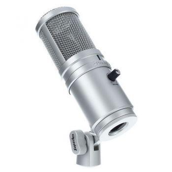 Superlux E205U Micrófono de Condensador Silver