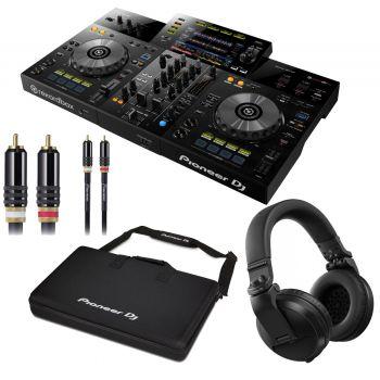 Pioneer Dj Pack Equipo DJ  XDJ-RR + Bolsa DJC-RR BAG + Auricular HDJ-X5BT K + Cable DJC-RCA020