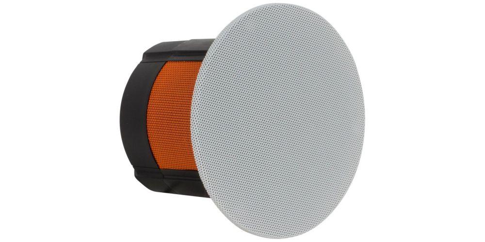 monitor audio cf 230 altavoz empotrar ajuste al ras unidad rejilla