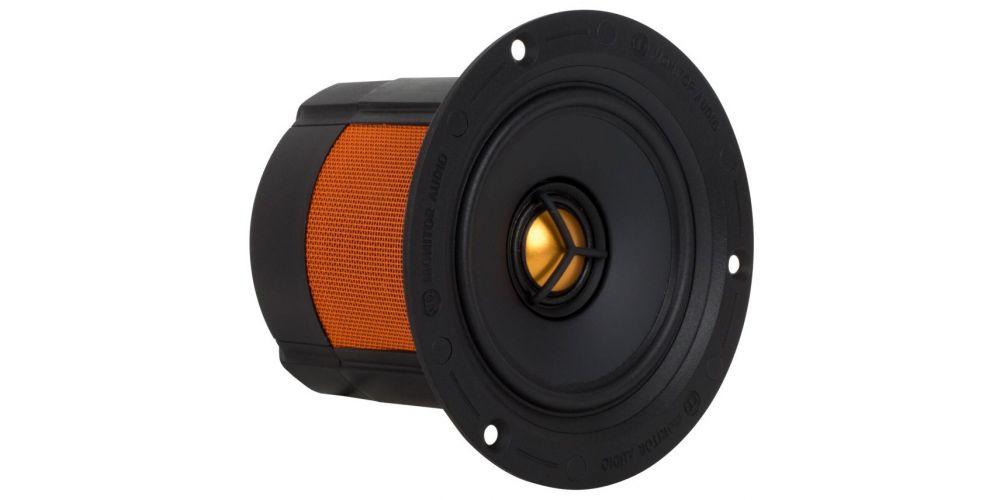 monitor audio cf 230 altavoz empotrar ajuste al ras unidad
