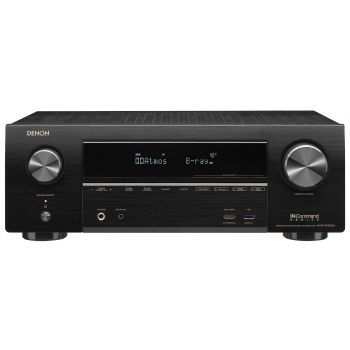 DENON AVR-X1600H + Cambridge SX60 Negro Cinema Pack 5.1