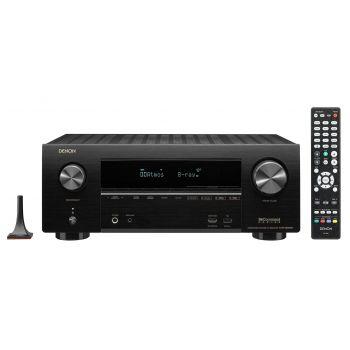 Denon AVR-X2600+Bose AM10V Black Cinema Pack 5.1 Conjunto AV