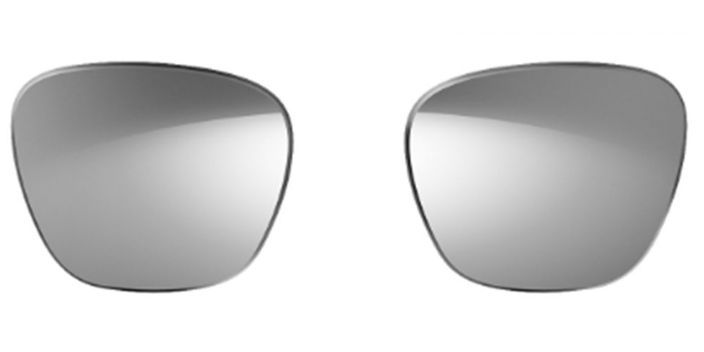 bose lenses alto style silver cristales espejo plata polarizado