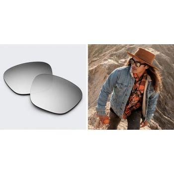 Bose Lenses Alto Style Silver Cristales Espejo Plata Polarizado para  Frames Alto