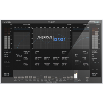 Softube American Class A for Console 1 Plugin