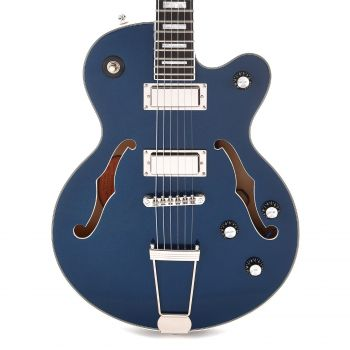 Epiphone Uptown Kat ES Sapphire Blue Metallic Guitarra Eléctrica