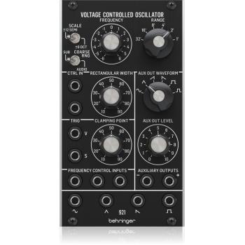 Behringer 921 VC OSCILLATOR Oscilador Controlado por Voltaje