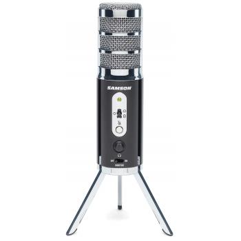 Samson Satellite Micrófono Broadcast USB/iOS