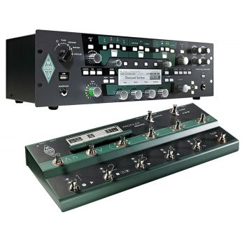 Kemper Profiler Rack + Remote Pack