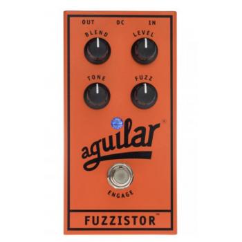 Aguilar FUZZISTOR Pedal de Fuzz para Bajo