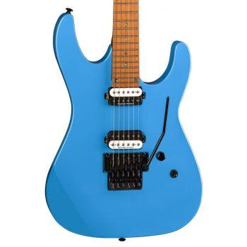 Dean Guitars MD24 Floyd Roasted Maple Vintage Blue. Guitarra Eléctrica