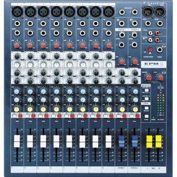 SOUNDCRAFT EPM-8 Mezclador EPM8