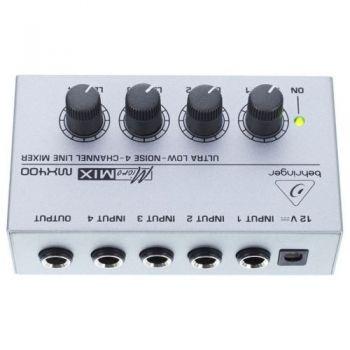 BEHRINGER MX400 Mezclador para Directo Behringer MX-400 Und.