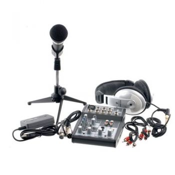 BEHRINGER Podcast Studio PODCASTUDIO USB Und.