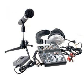BEHRINGER Podcast Studio PODCASTUDIO USB Und.