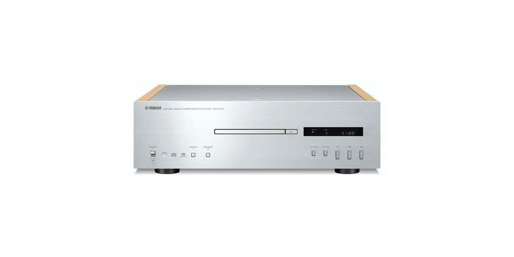 YAMAHA CDS-1000 Silver Compact Disc CDS1000