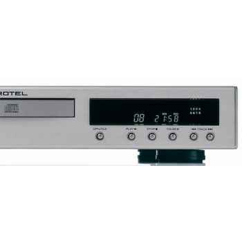 ROTEL RCD-06 SE Silver Compact Disc CD RCD06-SE