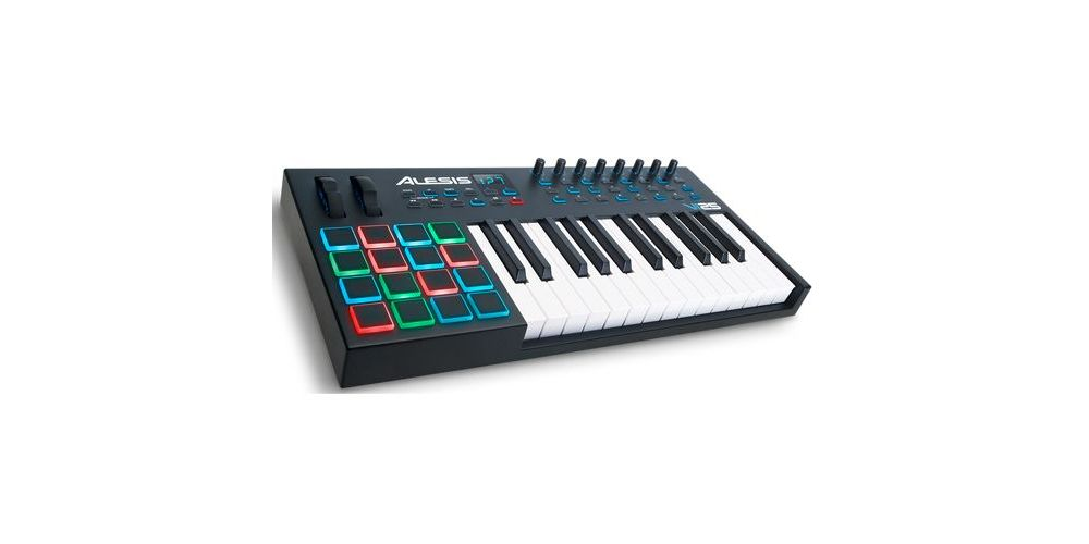 ALESIS VI25 TECLADO MIDI