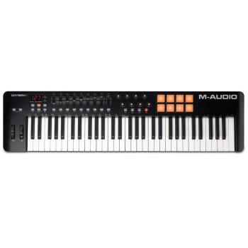 M AUDIO OXYGEN 61 IV Teclado Controlador USB/MIDI *