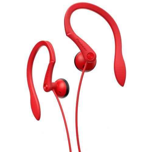 PIONEER SE-E511R Auricular Clip SPORT Rojo