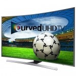 "SAMSUNG UE55JU7500 Tv Led  Curva 3D 55"" Smart Tv UHD 4k"