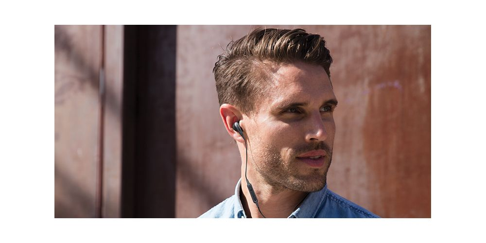 Bose SoundSport IE MFI Auriculares para Deporte Negro Carbon