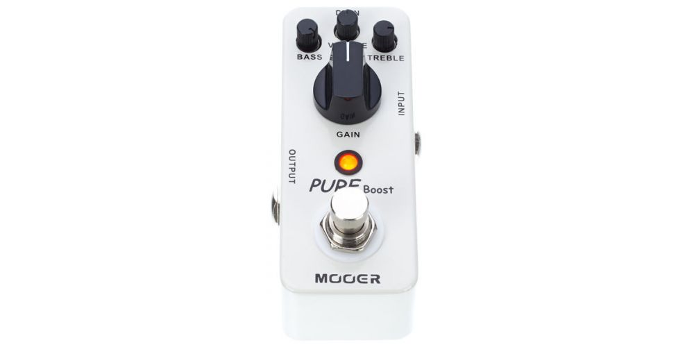 mooer pure boost front