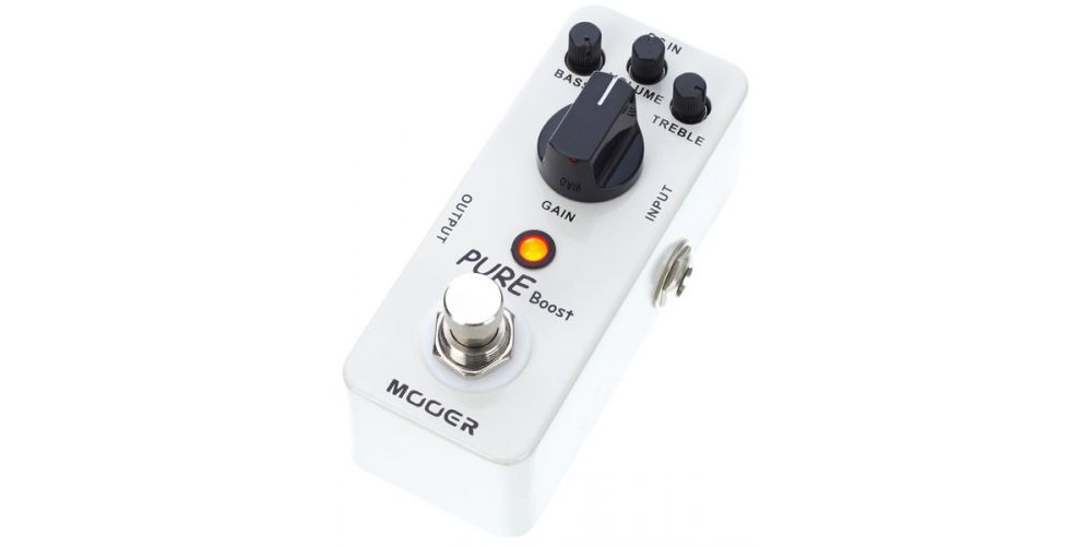 Mooer Pure Boost pedal