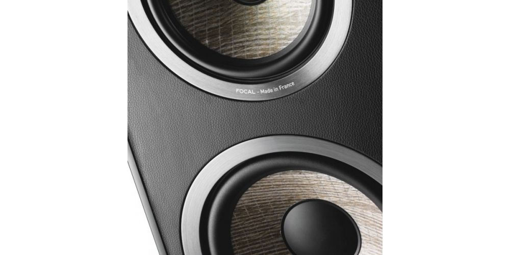 focal aria 948 negro altavoz 3 vias bass reflex